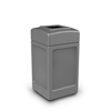 Commercial Zone Products 42-Gallon Square Waste Container CZP 732103