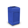 Commercial Zone Products 42-Gallon Square Waste Container CZP 732104
