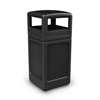 Commercial Zone Products 42-Gallon Square Waste Container with Dome Lid CZP 73290199