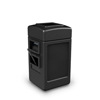 Commercial Zone Products Square Waste Container & Windshield Service Center CZP 755101