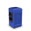 Commercial Zone Products Square Waste Container & Windshield Service Center CZP 755104