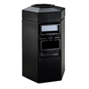 Commercial Zone Products Hexagon Extra Large Single-Sided Waste Container & Windshield Service Center CZP 755301