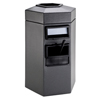 Commercial Zone Products Hexagon Extra Large Single-Sided Waste Container & Windshield Service Center CZP 755324