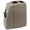 Commercial Zone Products Haven 1 55-gallon Waste w/1 Sided Windshield Center CZP 75814299