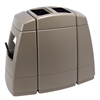Commercial Zone Products Haven 2 55-gallon Waste w/2 Side Windshield Centers CZP 75824299