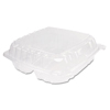 plastic containers: Dart - ClearSeal® Hinged-Lid Plastic Containers