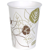 drinkware: Pathways™ 12 oz. Paper Hot Cups WiseSize