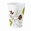 drinkware: Pathways. 5 oz. Wax-Treated Paper Cold Cups WiseSize