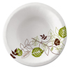 disposable dinnerware: Dixie Pathways™ Ultra® 12 oz. Heavyweight Paper Bowls WiseSize