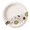 "disposable dinnerware: Dixie - Pathways™ Ultra® 8.5"" Heavy Weight Paper Plates WiseSize"