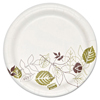 "disposable dinnerware: Dixie - Pathways™ 5.875"" Paper Plates, 1000/CS"