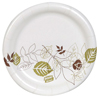 "disposable dinnerware: Dixie - Pathways™ 5.875"" Paper Plates Wise Size"