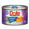 quick meals: Dole Foods - Tropical Fruit Salad/Can