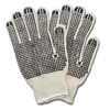 Safety-zone: Safety Zone - PVC-Double Dotted Gloves - Women's