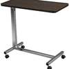 Dinnerware: Drive Medical - Non Tilt Top Chrome Overbed Table