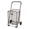Janitorial Carts, Trucks, and Utility Carts: Drive Medical - Black Winnie Wagon All Purpose Shopping Utility Cart