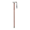 canes & crutches: Drive Medical - Wood Colored Folding Canes w/Glow Gel Grip Handle