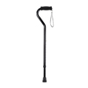 canes & crutches: Drive Medical - Foam Grip Offset Handle Walking Cane
