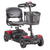BettyFreeShipping: Drive Medical - Spitfire Scout 4 Wheel Travel Power Scooter
