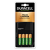 Rechargeable Batteries: Duracell® ION SPEED™ 1000 Advanced Charger