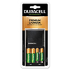Rechargeable Batteries: Duracell® ION SPEED™ 4000 Hi-Performance Charger