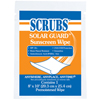 Scrub-free-products: ITW Dymon - SCRUBS® Solar Guard™ Sunscreen Towels 91201