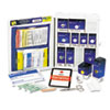 first aid kits: First Aid Only™ SmartCompliance™ ez Refill System First Aid Cabinet