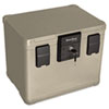 Safe-soft-products: SureSeal By FireKing® 0.6 cu ft/Letter and A4 Size Fire and Waterproof Chest