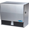 Frost Products Ltd. Combination Roll & Single Fold Towel Dispenser with Lock FRO 103-1