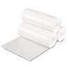 recycling and trash liners: GEN High Density Can Liners