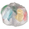recycling and trash liners: High Density Can Liners