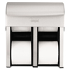 Paper Product Dispensers Bathroom Tissue Dispensers: Georgia Pacific® Professional Compact Quad® Vertical Four Roll Coreless Tissue Dispenser