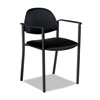 Global Global Comet™ Series Stacking Arm Chair GLB 2171BKPB09