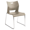 Global Global Duet™ Series Stacking Chair GLB 6621CHLAB