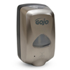 Stoko-foam-soap-dispensers: TFX™ Touch Free Dispenser - Brushed Metallic