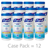 hand wipes: PURELL® Sanitizing Wipes