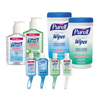 double markdown: GOJO PURELL® On the Go Hand Sanitizer Kit, 8 Pieces