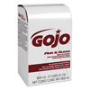 soap refills: GOJO - Pink & Klean Skin Cleanser 800 mL Bag In Box Refills