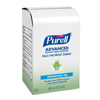 instant gel hand sanitizer: Purell® Bag-In-Box Instant Hand Sanitizer with Aloe Refills