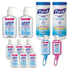 double markdown: GOJO PURELL® Office Hand Sanitizer Starter Kit