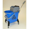 rubbermaid 30 gallon bucket: Geerpres - Mopping Trolley - Small With Roller Wringer