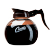 Coffee Makers, Brewers & Filters: Wilbur Curtis - Glass Decanter, Black Handle