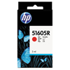 Hewlett packard: HP 51605R (HP 550) Ink Cartridge, 550 Page-Yield, Red