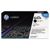 Hewlett packard: Hewlett Packard 647A, (CE260AG) Black Original LaserJet Toner Cartridge for US Government