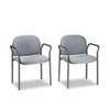 hon chairs: HON® Multipurpose Stacking Arm Chair