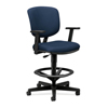 hon chairs: HON - Volt® 5700 Series Adjustable Task Stool with Adjustable Footring