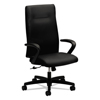 HON Ignition™ Series Executive/Conference High-Back Chair IEH1.F.H.U.NT10.T.SB