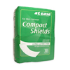 incontinence aids: Hospeco - At Ease® Compact Shields