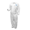 Protection Apparel: Hospeco - ProWorks™ Coveralls - Breathable - Liquid & Particulate Protection
