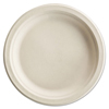 disposable dinnerware: Huhtamaki - Chinet® PaperPro® Naturals® Molded Fiber Round Plates